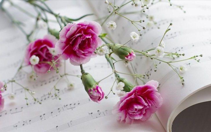を 花束 メロディー 代わり の に